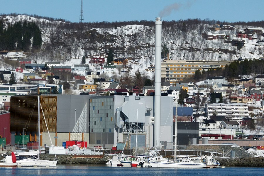 Harstad district heating