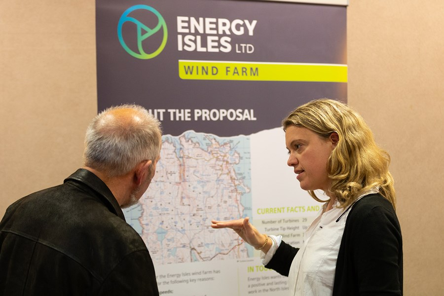 Energy Isles LTD