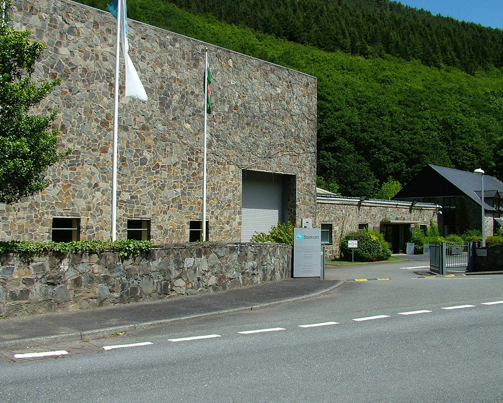The Rheidol power station