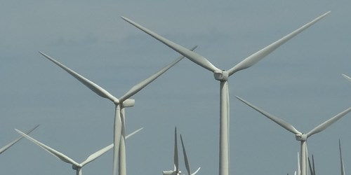 Statkraft's exisiting wind farm in Bahia