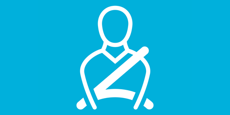 Icon illustrating our Life Saving rules for driving