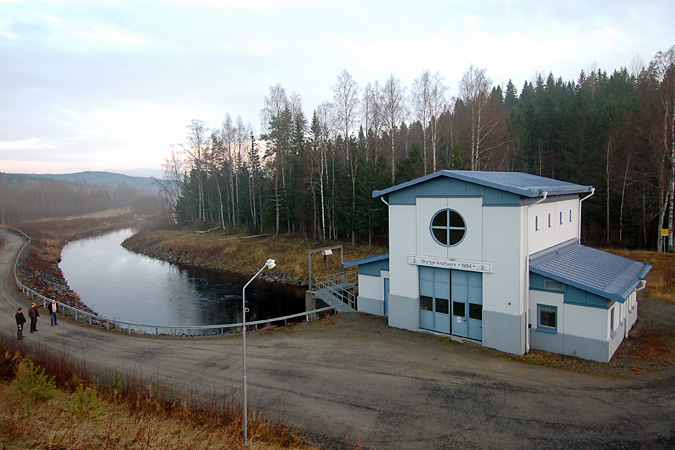 Brynge power plant