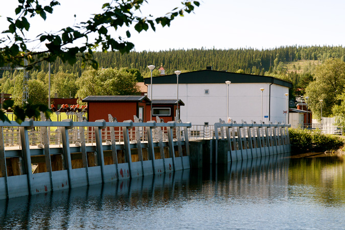 Gäddede power plant