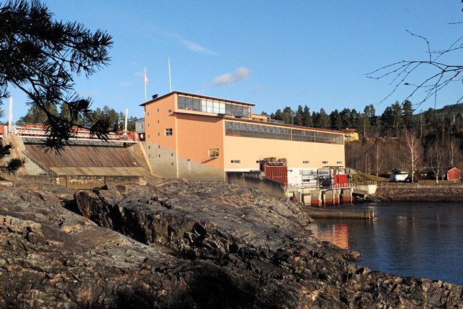 Hammarforsen power plant