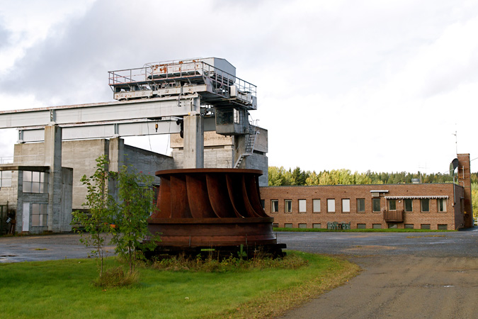 Harrsele power plant