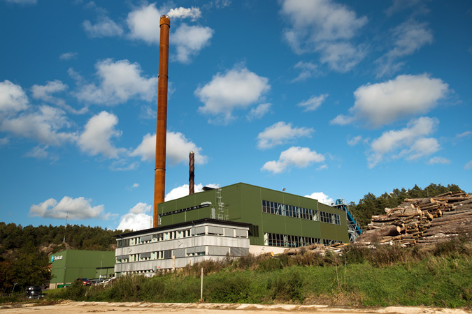 Kungsbacka district heating