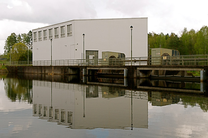 Kvarnaholm power plant
