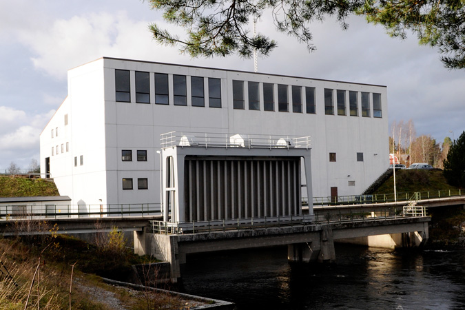 Nederede power plant