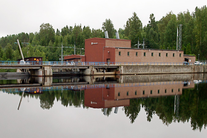 Skallböle power plant