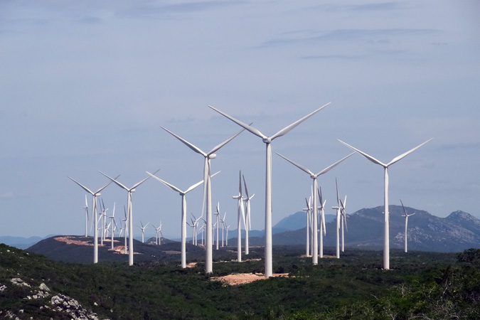 Bahia wind farm