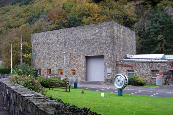 Rheidol power station