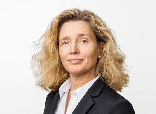 Portrait of Irene Egset, Corporate Staff.