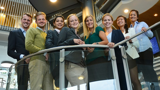 Eight new trainees in Statkraft