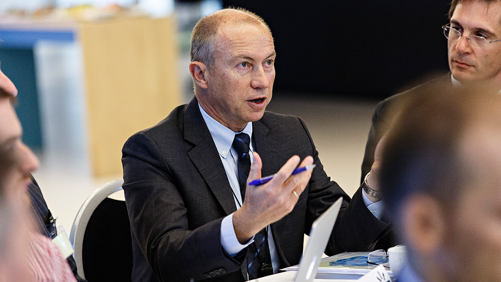 Christian Rynning-Tønnesen, CEO at Statkraft.