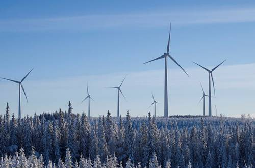 Restructuring wind power collaboration