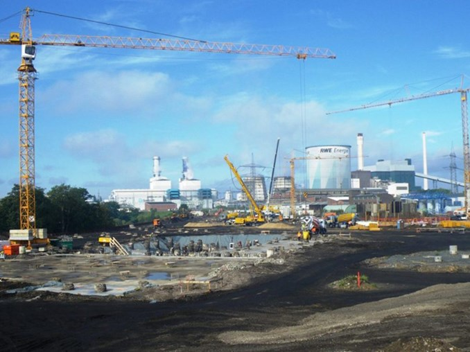 Statkraft lays foundation for second gas fired power plant in ...