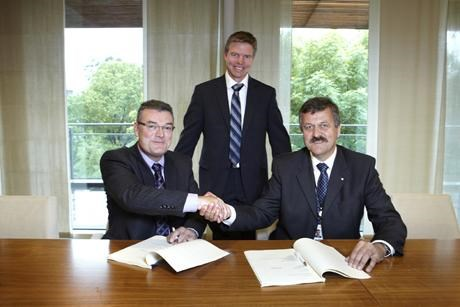 Statkraft and Nitto Denko/Hydranautics agreement