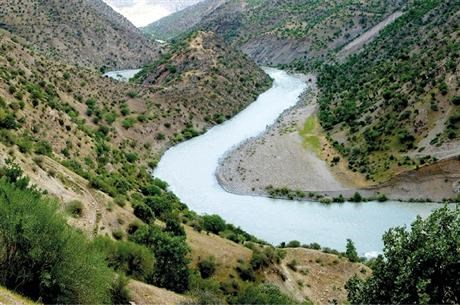 River in Turkey