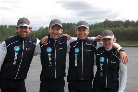 Statkraft adventure racing team