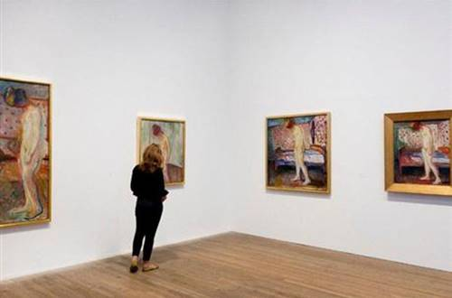 Statkraft sponsors Edvard Munch exhibition at Tate Modern in London