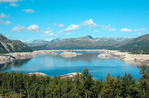 Bordalswater dam