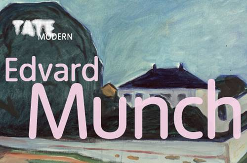 Edvard Munch at Tate Modern